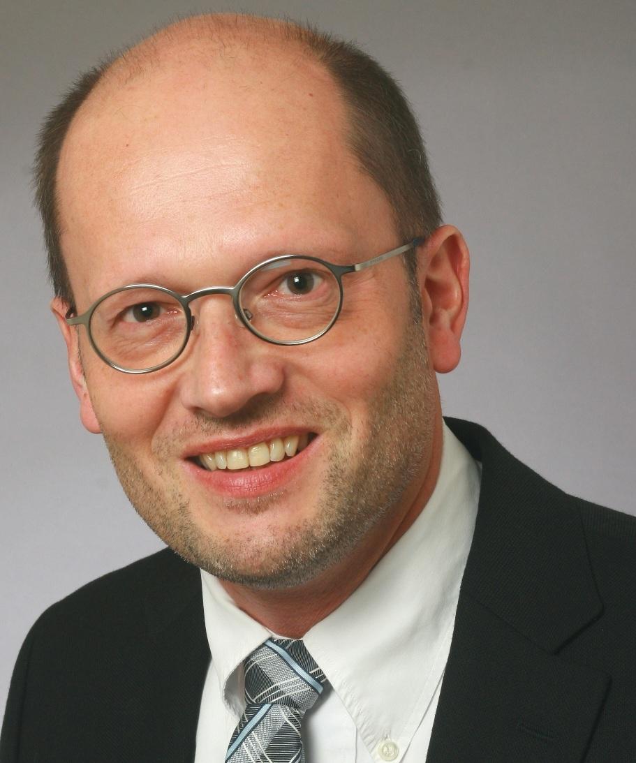 Studiendirektor Heiner Dolmetsch