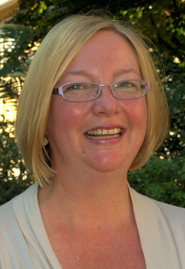 Schulleiterin Susanne Lauffer-Dietborn